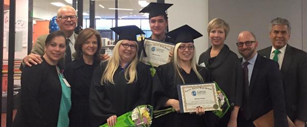 Denver Public Library Celebrates First Graduating Class of Career Online  High School